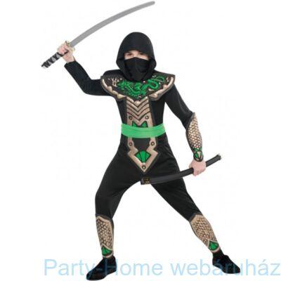 Ninja Jelmez Gyerekeknek 7 - 9 éveseknek