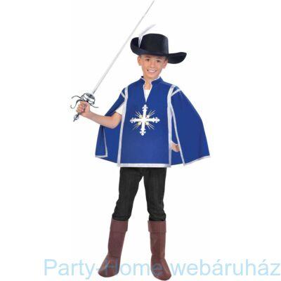 Royal Musketeer - Muskétás Jelmez 4 - 6 éveseknek