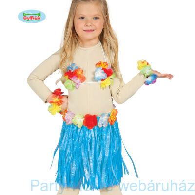 Színes Hawaii Party Szett Kislányoknak