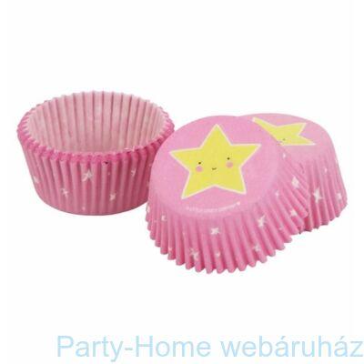 Cupcake - Muffin Kapszli - Unikornis