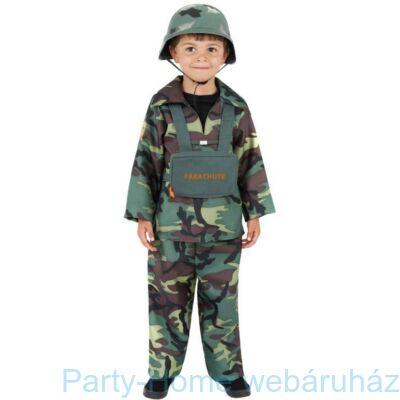 Katonai Kisfiú Jelmez