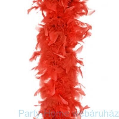 Piros Toll Boa - 180 cm