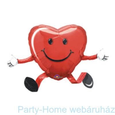 Happy Hugs Sétáló Szerelmes Fólia Lufi