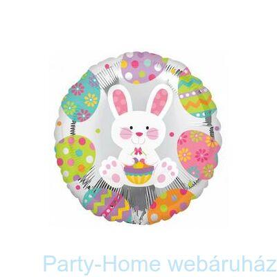 17 inch-es Easter Enchantment Húsvéti Fólia Lufi
