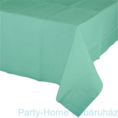Asztalterítő  menta zöld