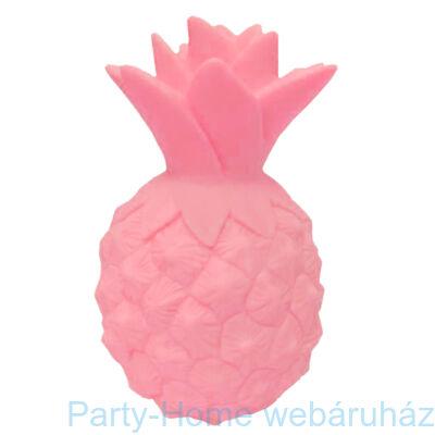Mini Ananász Led Lámpa - Pink