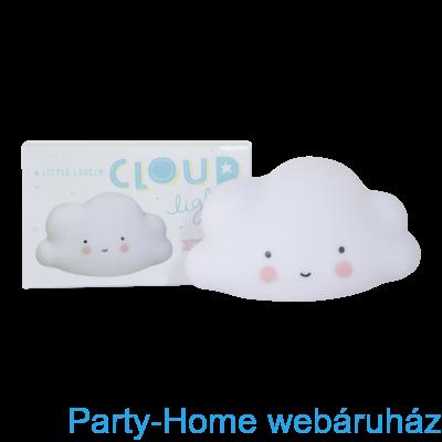Mini felhő lámpa fehér