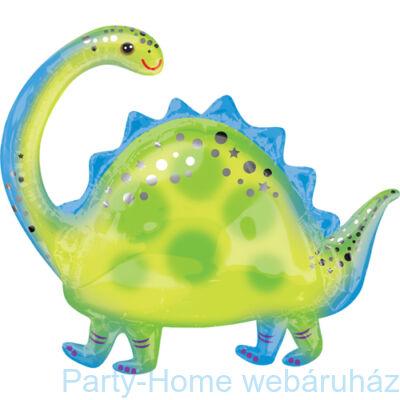 32 inch-es Brontosaurusz Super Shape Fólia Lufi