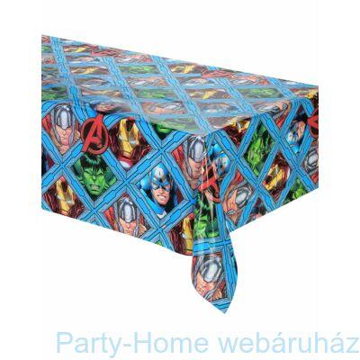 Avengers - Bosszúállók Party Asztalterítő - 120 cm x 180 cm
