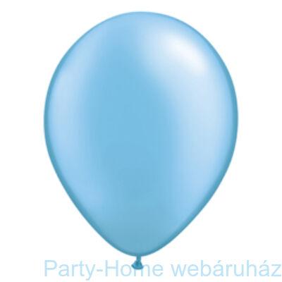 Pearl Azure Kerek Lufi