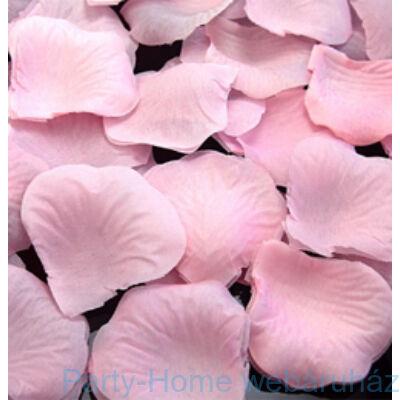 Rózsaszín Dekorációs Virágszirom