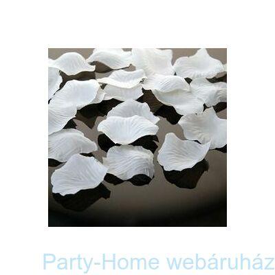 Fehér Dekorációs Virágszirom