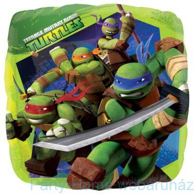 18 inch-es Tini Nindzsa - Teenage Mutant Ninja Turtles Fólia Lufi