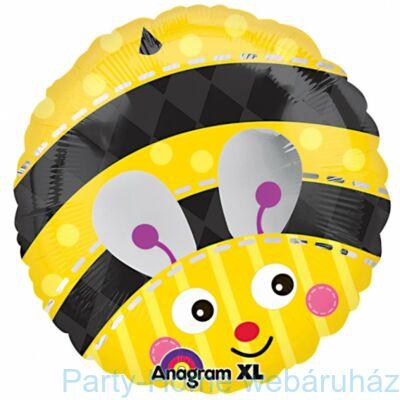 18 inch-es Méhecske - Cute Bumble Bee Fólia Lufi