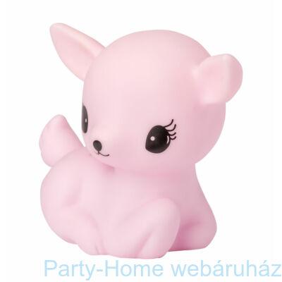 Mini Őzike Lámpa - Rózsaszín