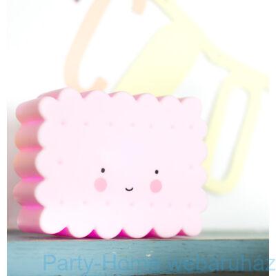 Mini Süti Lámpa - Rózsaszín