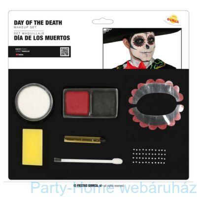 Day Of The Dead Make-Up Szett