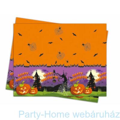 Happy Spooky Halloween Asztalterítő - 120 x 180 cm-es