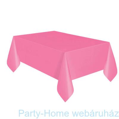 Asztalterítő  137 x 274 cm candy pink
