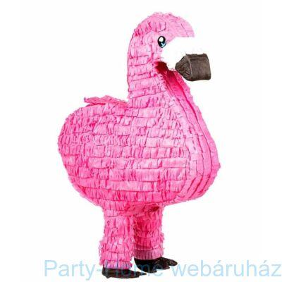 Pink Flamingó Pinata Parti Játék