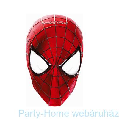 Spidermann - Pókember Parti Maszk 6 db-os