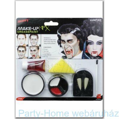 Vámpír Make-Up Szett