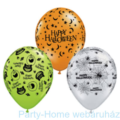 Halloween-assortment Lufi