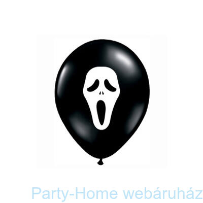 Sikoly Ghost Face Black Lufi