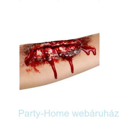 Véres Latex Nyílt Sebhely