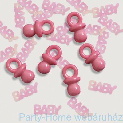 Baba születésre kislányos konfetti