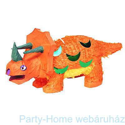Dinoszaurusz Triceratops Parti Pinata Játék