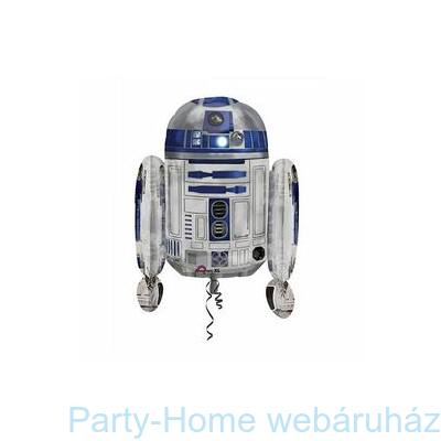 Star Wars R2D2 Super Shape Lufi