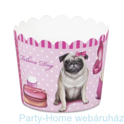 Fashion dog muffin forma