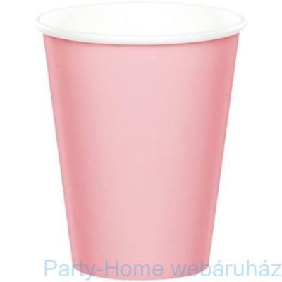 Pohár rózsaszín