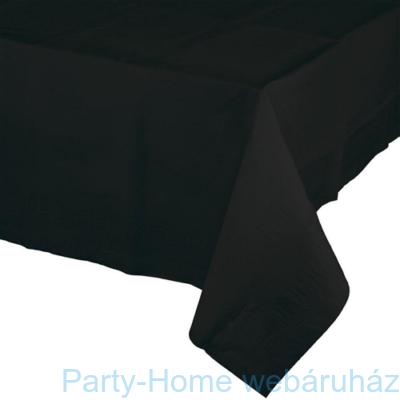 Asztalterítő fekete