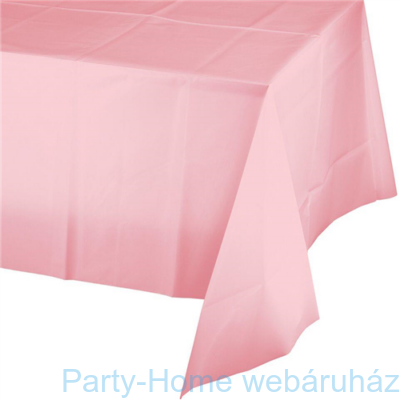 Asztalterítő rózsaszín
