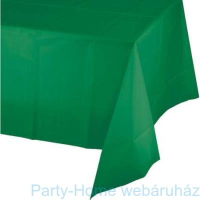 Asztalterítő zöld