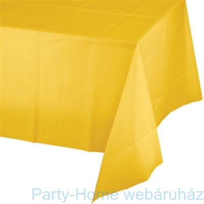 Asztalterítő sárga