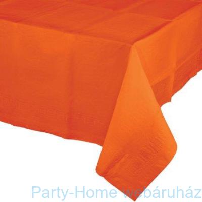 Asztalterítő narancs