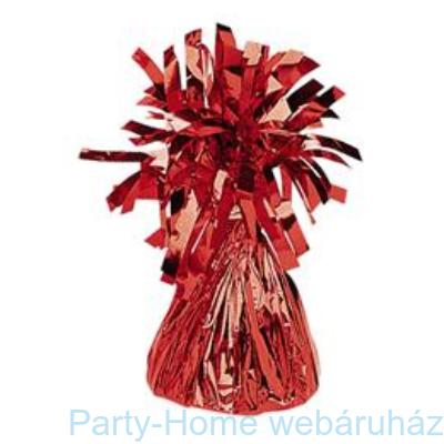 Piros Bojtos Fólia Léggömbsúly