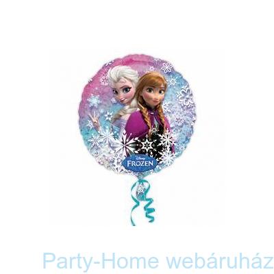 Frozen Jégvarázs Holografikus Fólia Lufi