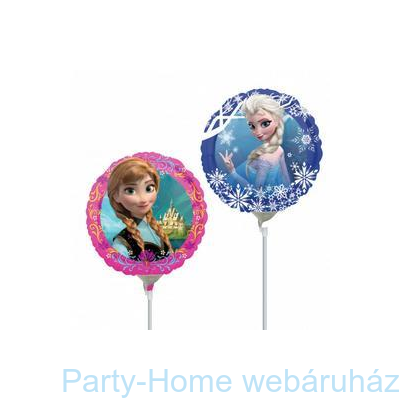 Jégvarázs Frozen Fólia Lufi