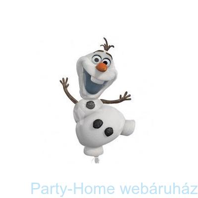 Frozen Olaf Jégvarázs Super Shape Lufi