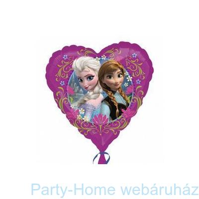 Jégvarázs Frozen Love Fólia Lufi