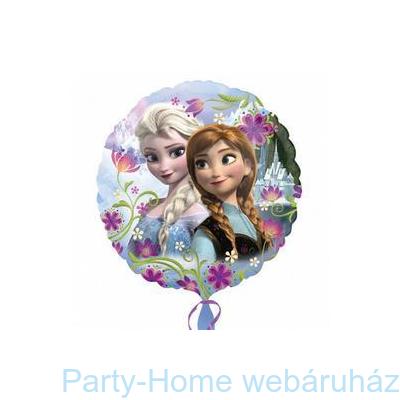 Jégvarázs Frozen Elsa & Anna Fólia Lufi