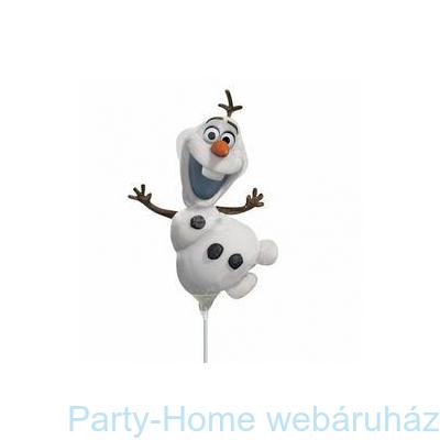 Frozen Olaf Mini Shape Fólia Lufi