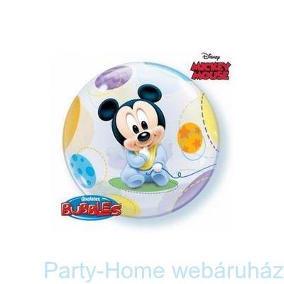 Disney Baby Mickey Bubbles Lufi Babaszületésre