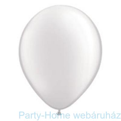 Pearl White Kerek Lufi