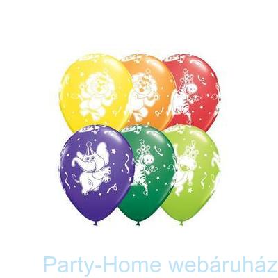 Parti Állatok Party Animals Lufi