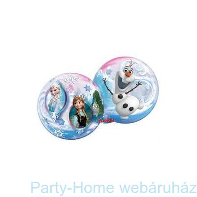Disney Frozen Jégvarázs Bubble Lufi